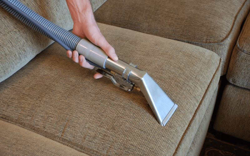 Gainesville Affordable Upholstery Cleaning Services