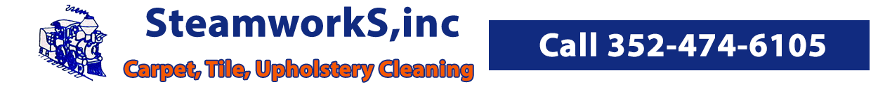 Gainesville Carpet Cleaning  | Steamworks