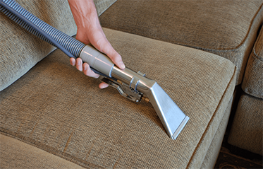 Call Upholstery Cleaning Services